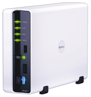 Synology fixt OS X Lion support voor de x07 serie