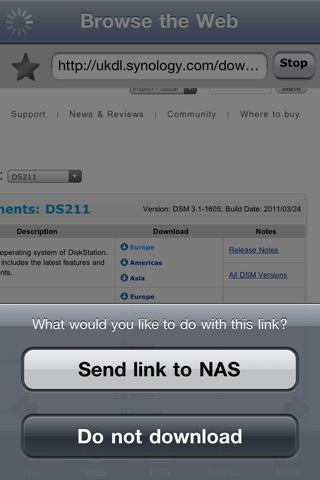 SynoLoad: Voeg torrents toe vanaf je smartphone