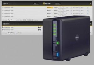 SABnzbd installeren op Synology NAS