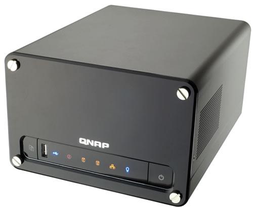 QNAP brengt firmware uit met fix voor OS X Lion icm. oudere modellen