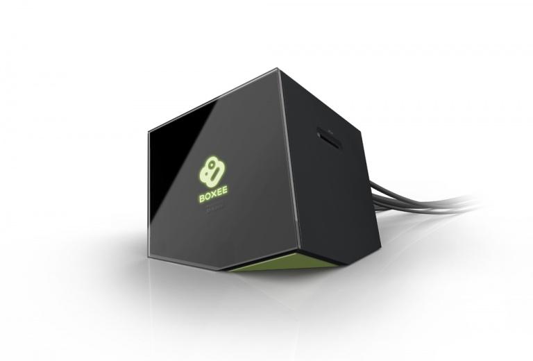 Nieuwe firmware Boxee Box (1.2.1.20451)