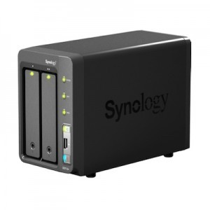 Nieuw: Synology DS712+