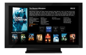 Nu ook films huren met de Apple TV 2 in Nederland