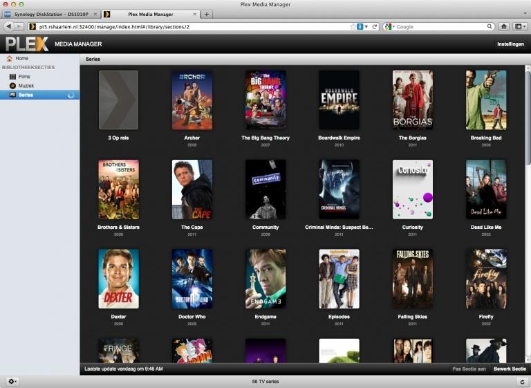 Synology Plex Media Server – HD Wallpapers
