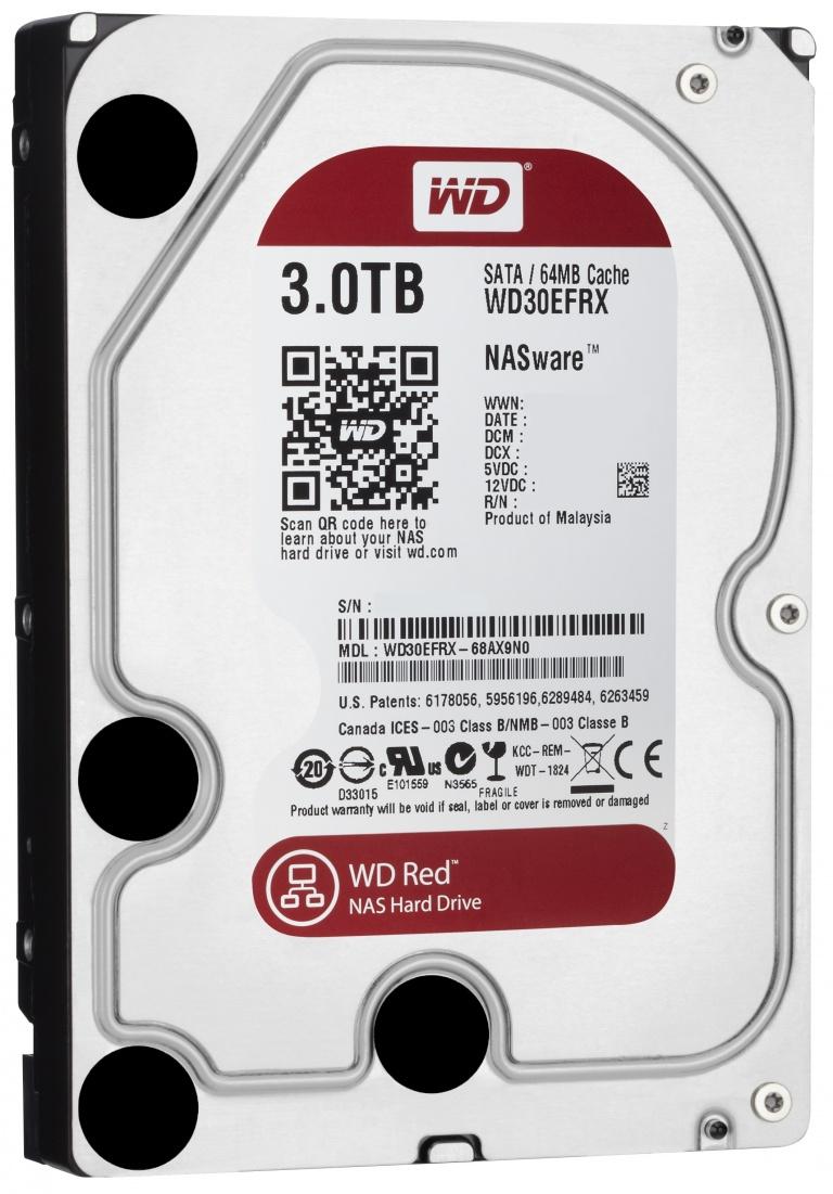 Western Digital kondigt Red drives aan: speciaal ontwikkeld voor NAS