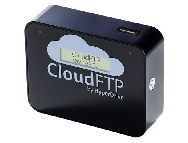 iUSBport / CloudFTP: USB storage voor iPhone, iPad, Android, PC, Mac via WiFi