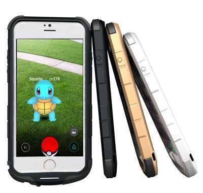 Pokémon Go Batterij snel leeg oplossing