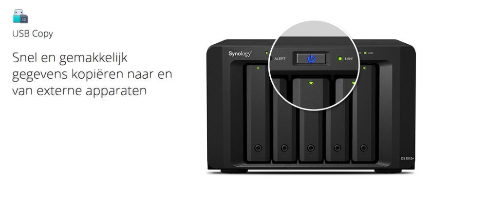Synology USB copy package
