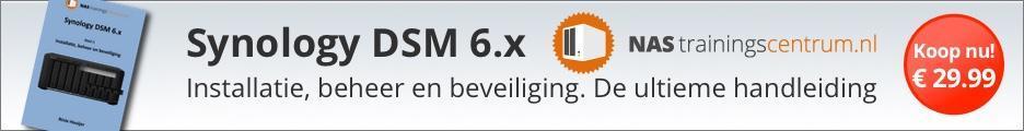 Vragen over Synology DSM 6.X?