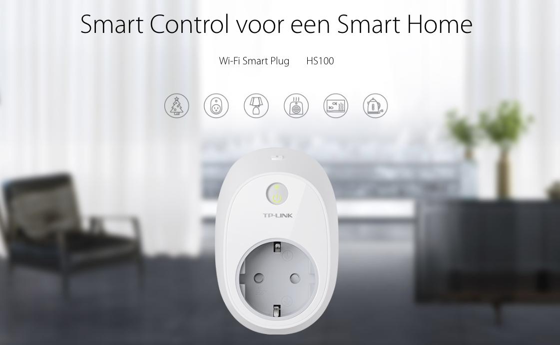 Beheer uw apparaten op afstand met de Smart Plug van TP-Link!
