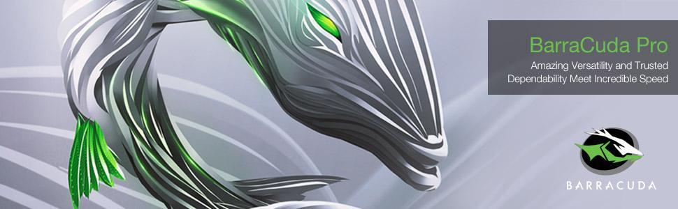Seagate BarraCuda Pro is de ideale harde schijf voor PC en gaming!