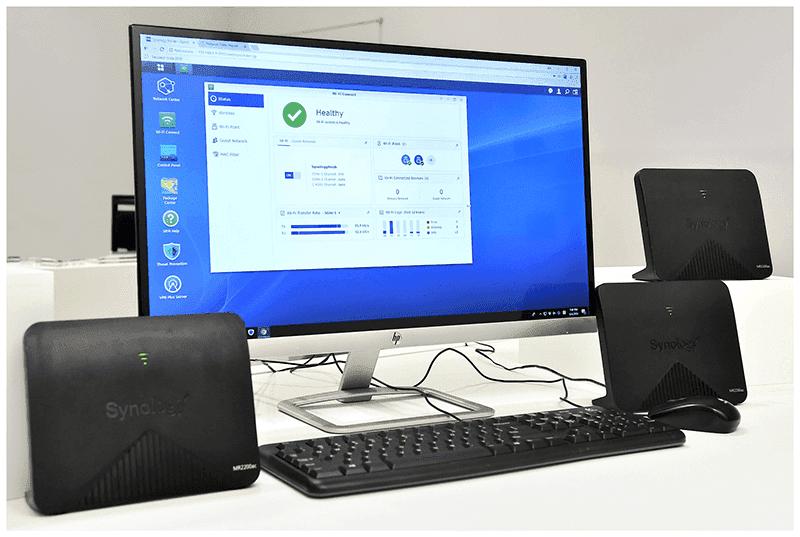Synology kondigt nieuwe producten en software aan tijdens Computex 2018!