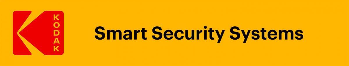 KODAK smart security systems kits