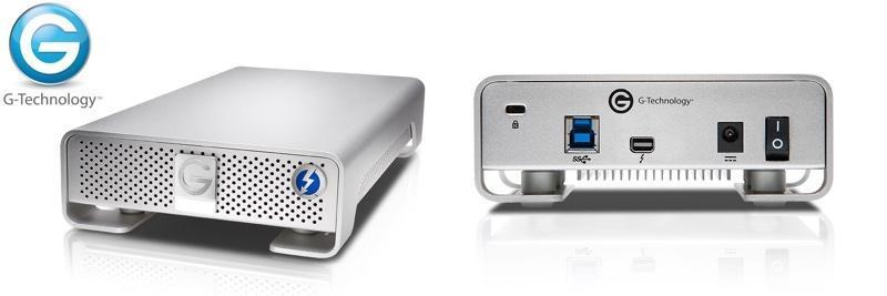 G-Technology; de specialist op het gebied van high performance storage oplossingen