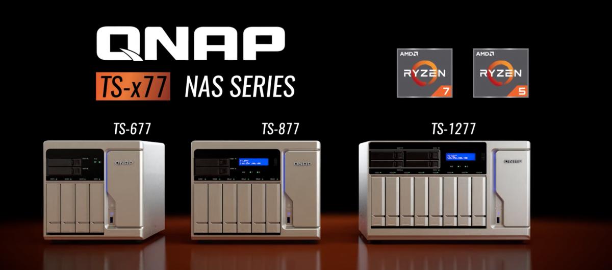 Profiteer nu van 20% korting op geselecteerde QNAP modellen!